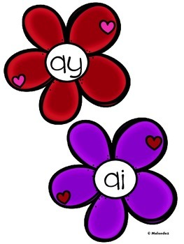 Flowers for Mommy: Long vowel a
