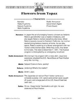 Flowers from Topaz