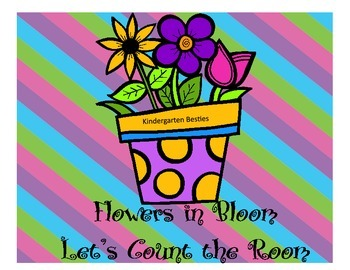 Flowers in Bloom Let's Count the Room