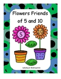Flowers of 5 and 10 Fluency