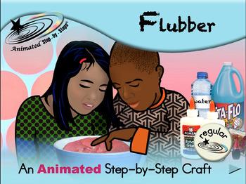 Flubber - Animated Step-by-Step Craft - Regular