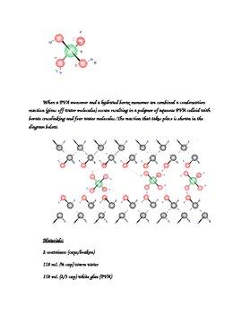 Flubber Polymerization