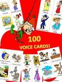 Fluency: 100 VOICE CARDS