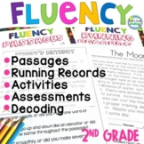Reading Fluency 2nd Grade and 3rd Grade ~ Fluency Passages 2nd Grade and MORE