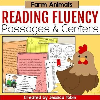 Fluency- Farm Animals