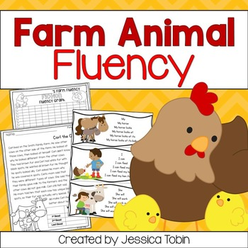 Fluency- Farm Animals