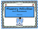 Fluency Activities and Assessments