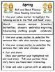 Fluency Activities: April