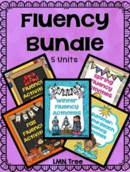 Fluency Activities Bundle