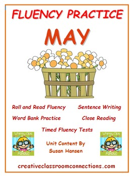 Fluency Activities: May