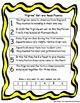 Fluency Activities: November