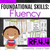 Fluency Activities- RF4.4- 4th Grade