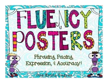 Fluency Anchor Charts