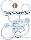 Fluency Assessment Pack - Reading