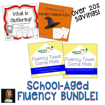 Fluency BUNDLE!