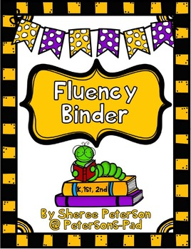 Fluency Binder