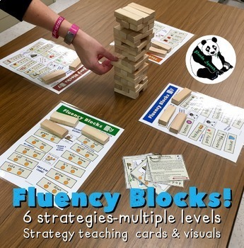 Fluency Blocks: A Speech Therapy UN-stacking Game! (game companion)