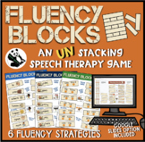 Fluency Blocks: A Speech Therapy UN-stacking Game! + Googl