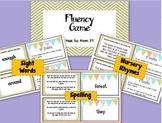 Fluency Board Game