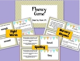 Fluency Board Game