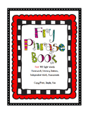 Fluency Books for Assessment