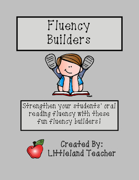 Fluency Builders!