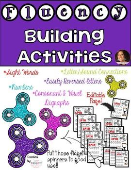 Fluency Building Activities