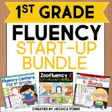 Fluency Bundle for 1st Grade