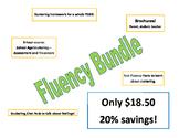 Fluency Bundle! (stuttering)