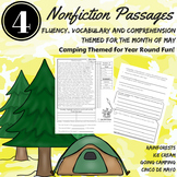 Reading Comprehension Passages and Questions MAY JUNE