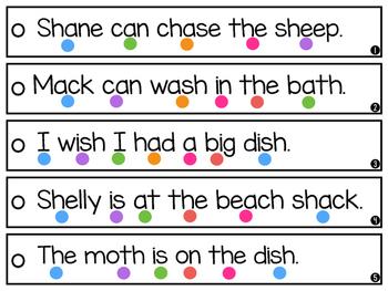 Fluency, CVC, & Sight Words FREEBIE (Try before you buy)