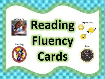 Fluency Cards