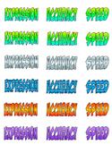 Super Hero Fluency Cards/Badges