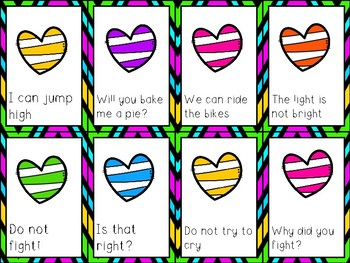 Fluency Cards {long i vowel patterns 2}