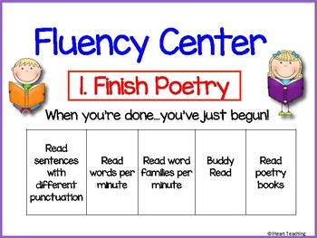 Fluency Center Activities