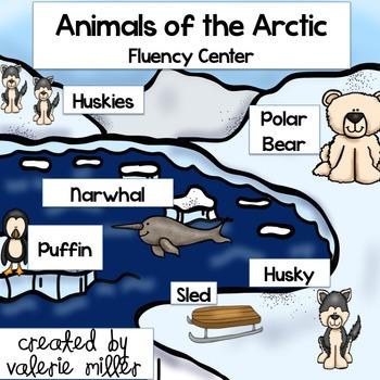 Fluency Center - Arctic Animals