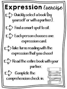 Fluency Center: Expression Exercise