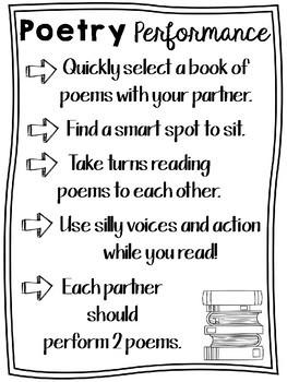 Fluency Center: Poetry Performance