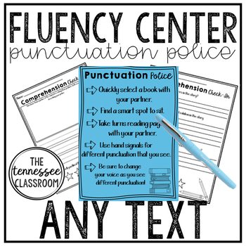 Fluency Center: Punctuation Police