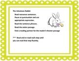 Fluency Center: The Velveteen Rabbit