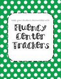 Fluency Center Tracker