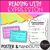 Fluency- Reading with Expression Freebie