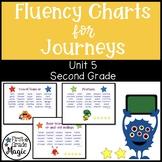 Journeys Second Grade Fluency Charts Unit 5