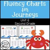 Journeys Second Grade Fluency Charts Unit 6