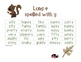 Fluency Charts Journeys Unit 4 Second Grade