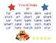 Journeys First Grade Phonics Fluency Charts Unit 5