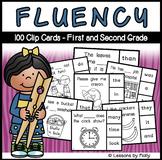 Fluency Clip Cards