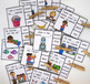 Reading Fluency Clip Cards