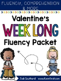 Valentine Week Long Fluency Packet