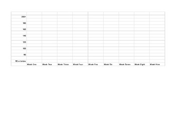Fluency Data Monitoring Sheet